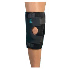 Dynatrack Patella Stabilizer with Hinges by Med Spec